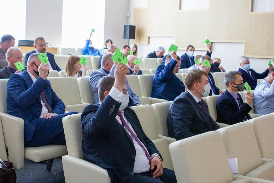 """Отчетно-выборная конференция ОО """"БФД"""""""